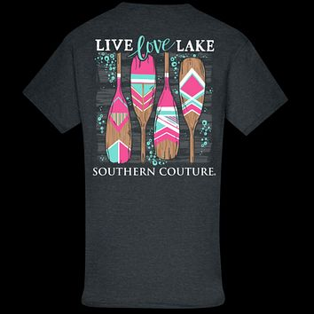 Southern Couture Classic Live Love Lake T-Shirt