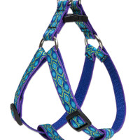 Lupine Rain Song Step-In Medium Dog Harness (3/4 Inch)