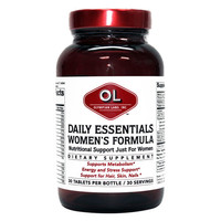 Olympian Labs Women's Daily Essentials - 30 tablets