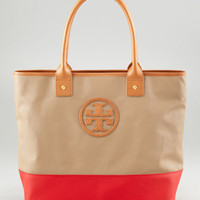 Jaden Colorblock Tote Bag - Bergdorf Goodman