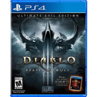 Diablo III: Reaper of Souls Ultimate Evil Edition PS4 Video Game