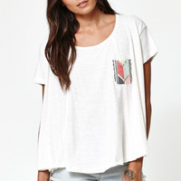 Roxy Feel Flows Oversized Top at PacSun.com