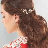 Vintage Inspired With Flair to There Hair Comb by ModCloth