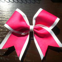 Basic Cheer Bows by cheerbowsforsale on Etsy