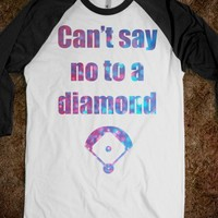 Can't say no to a diamond