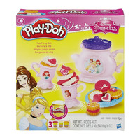 Tea Party Play-Doh Disney Princess Playset