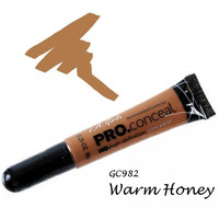 GC982 WARM HONEY - LA GIRL HD PRO CONCEAL