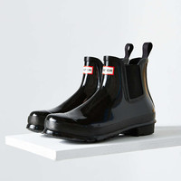 Hunter Original Chelsea Glossy Rain Boot - Urban Outfitters
