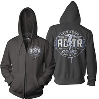 A Day To Remember: Hopes Up High Zip Up Hoodie