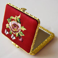 Mini pocket mirror,