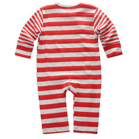 New 2015 Autumn Winter Baby Romper Infant One-Piece Romper Long Sleeve Jumpsuit Brand Baby Girl Boy New Born Baby Infant Clothes