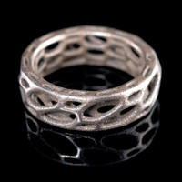 Stainless Steel Thin Ring