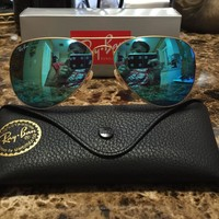 DCCK Ray Ban Aviator Large Metal Black RB3025