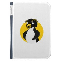 Rockhopper penguin cartoon kindle 3 covers