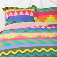 Beci Orpin Stripe Duvet Cover at Urban Outfitters