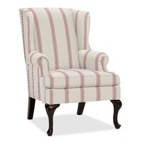 Gramercy Upholstered Wingback Chair