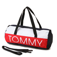 """Tommy"" Sport Bag Satchel Shoulder Bag Crossbody Motorcycle Bag"