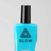 UO Glow-In-The-Dark Nail Polish- Blue One