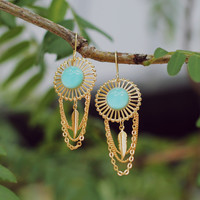 Botanical Enchantment Earrings