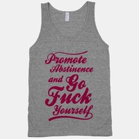 Promote Abstinence (tank)