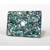 """The Teal Mercury Skin Set for the Apple MacBook Pro 13""""   (A1278)"""