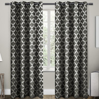Amalgamated Textiles USA Neptune Curtain Panel & Reviews | Wayfair