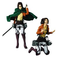 Attack On Titan Hanji Zoe Real Action Hero Action Figure - Medicom - Attack on Titan - Action Figures at Entertainment Earth