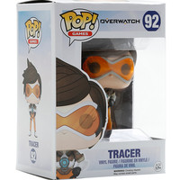 Funko Overwatch Pop! Tracer Vinyl Figure