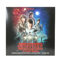 Stranger Things Soundtrack Vinyl Hot Topic Exclusive