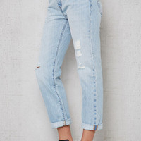 Levi's 501 CT Ripped Cropped Jeans at PacSun.com