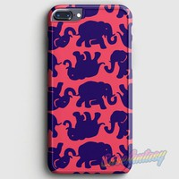 Lilly Pulitzer Kissy Pink iPhone 7 Plus Case   casefantasy