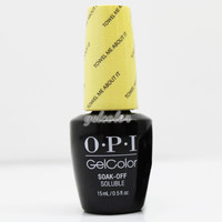 OPI GEL Color Soak off GC R67 Towel Me About It 0.5 Oz | eBay