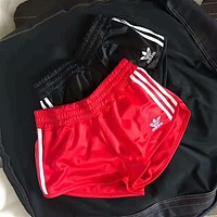 adidas Originals Women Sports Classic Three Stripe Shorts