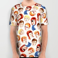 David All Over Print Shirt by Helen Green | Society6
