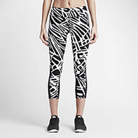 The Nike Palm Epic Lux Women's Running Crops.