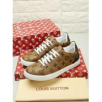 Louis Vuitton/LV Fashion casual shoes