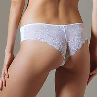 Soft Lace Brazilian Panty Lauma Basic