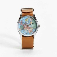 Cheapo Pop Europe Watch- Silver One