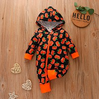 Infant Baby Girls Boys Clothing Halloween Costumes Toddler Baby Boys Girls Romper