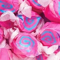 Cotton Candy Salt Water Taffy 1/2 lb