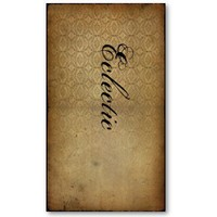 Eclectic Vintage Business Card Templates from Zazzle.com