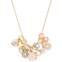 Interchangeable Charm Necklace