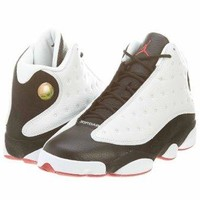 "Nike Mens Air Jordan Retro 13 HGG ""He Got Game"" Leather Basketball Shoes"