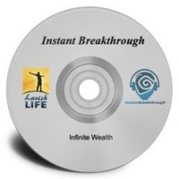 Infinite Wealth Through the Law of Attraction Hypnosis CD -- Billionaire Inspired