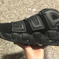 Air more uptempo black for Men's Basketball boots Scottie Pippen Shoes High Quality sneakers