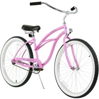 Firmstrong Women's 26'' Urban Lady Single Speed Beach Cruiser Bike | DICK'S Sporting Goods