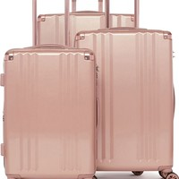 CALPAK Ambeur 3-Piece Metallic Luggage Set | Nordstrom