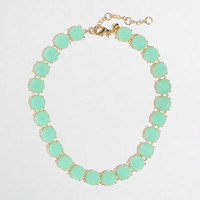 Factory translucent stone necklace - Necklaces - FactoryWomen's Jewelry - J.Crew Factory