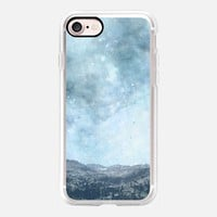 Mystic Mountains iPhone 7 Case by Barruf | Casetify
