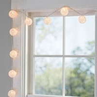 Crochet Lace String Lights